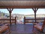 LakeFront Lodge- Sleeps 14, Pool Table and Dock!