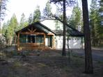 Bear Street Lodge, a forested oasis backs to govt. land