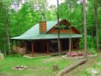 Big South Fork Vacation Rental With Stalls For Your Horses!!