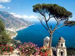 ROMANTIC HOLIDAYS IN AMALFI COAST