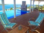 White Villa - MOOREA - pool & beautiful bay view