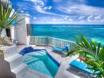 WOW! Romantic Ocean Front Honeymoon Cottage & Pool