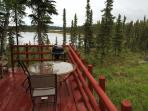 Brand New Cabin on Private Lake, SOLDOTNA, ALASKA