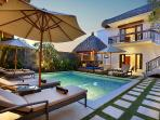 Beautiful Coconuts Villa Balangan Beach Bali