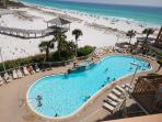 Pelican Beach Resort-1st Floor-Unit 114-2BR-2BA