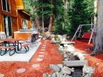 Pets OK!  Large Hot Tub, Streamside Location for Families to gather and play!  10 Min to Breck