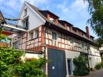 3 Bedroom Cozy Historic Farmhouse, Lake Constance