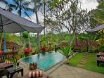 Mahogany Villa 2 bedroom valley view - UBUD
