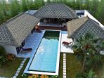 Beautiful Villa 4 bedrooms with  big swimming pool