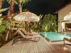 3 Bedroom Luxury Villa in Seminyak with 2 Pools!