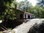 Great family retreat minutes  from Boone, sleeps 6