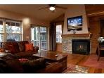 Rendezvous Wildflower Lane: After a day on the slopes, put your feet up & relax in this wonderful Rendezvous townhome