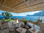Villa il sogno - dreaming villa on the sea