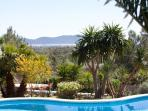 Welcoming 5 Bedroom Finca with Pool & Superb Views close to Ibiza Town