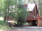 Large Family Style Home Close To McCall Surrounded By Pines