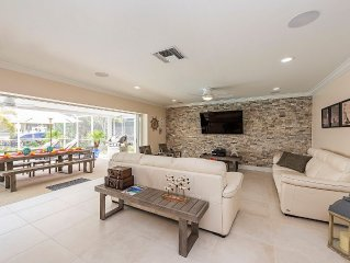 Recently Remodeled, Luxurious Waterfront Retreat ! - Naples vacation rentals