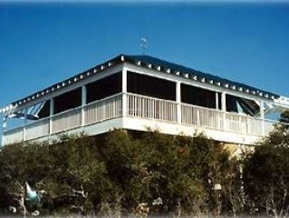 THE LAST RESORT, best pet-friendly winter retreat, atop dunes on NW Florida Gulf - Inlet Beach vacation rentals