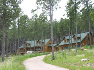 Laramie Bluffs Mountain Getaway. Stay in beautiful Black Hills cabin setting. - Custer vacation rentals
