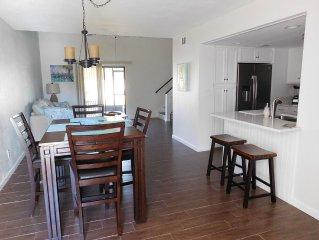 Perfect 2 bedroom Townhouse in Vilano Beach - Vilano Beach vacation rentals
