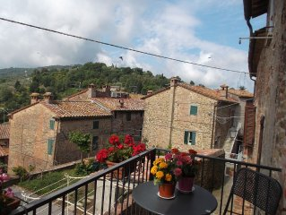 Cozy 1 bedroom Townhouse in Panicale - Panicale vacation rentals