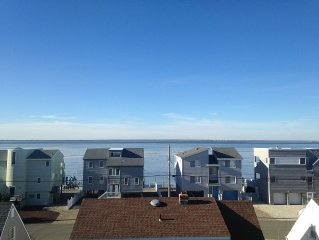 Nice bay side property with nice views - Long Beach Township vacation rentals