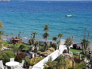 La villa Mauresque - les pieds dans l'eau - Cavaliere vacation rentals