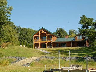 Great Family Vacation Spot! Fox Meadow -- LakeFront - Addison vacation rentals