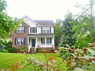 Luxuriously Furnished 4BR/2.5BA Home Near UNC/Duke - Chapel Hill vacation rentals