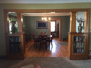 Charming 3 bedroom House in Grand Rapids - Grand Rapids vacation rentals