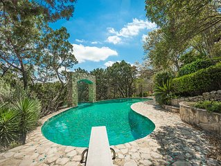 6000sf Private Estate W/ Pool-- Close to Everything--a Hill Country Retreat - Bulverde vacation rentals