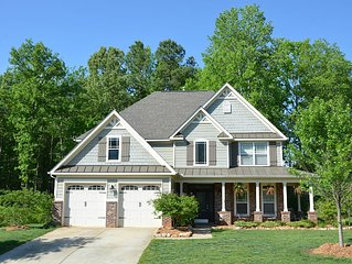 Vacation rentals in Raleigh