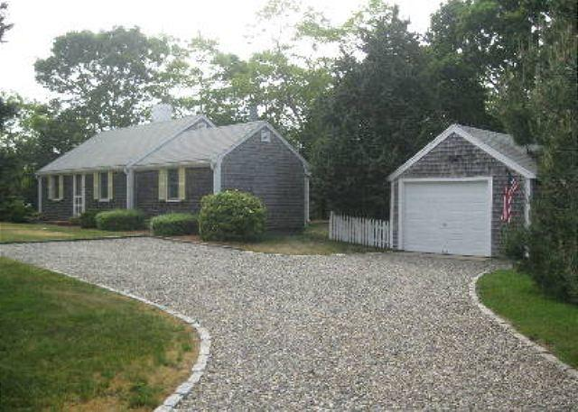 Enchanting Orleans Cottage less than 1 mile to Rock Harbor! - Image 1 - Orleans - rentals