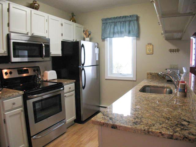 Kitchen - Ocean Edge Townhouse with A/C & Pool (fees apply) - HO0030 - Brewster - rentals