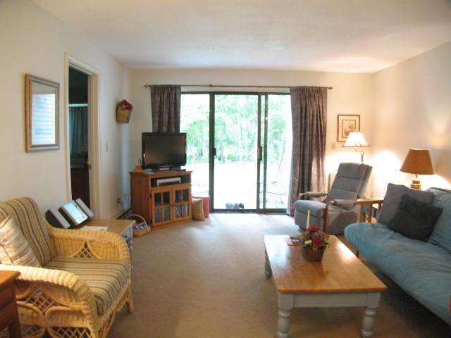 Living Area - Street Level 2 Bedroom at Ocean Edge with A/C - EA0167 - Brewster - rentals
