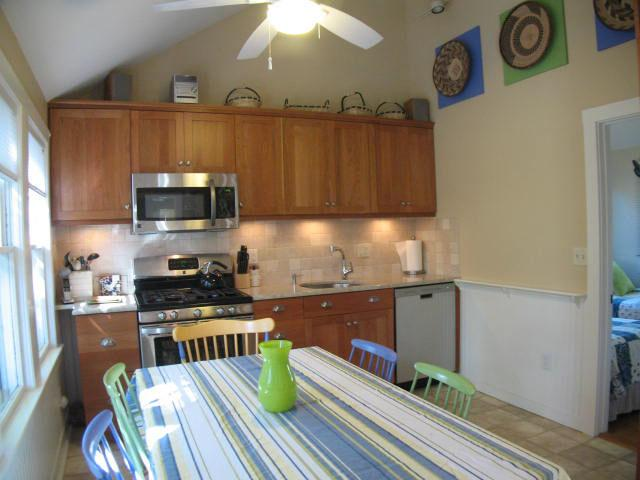 Kitchen - Walk to Linnell Landing with Central A/C - BR0130 - Brewster - rentals