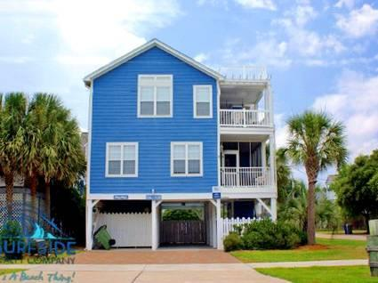 Surfside Breezes - Image 1 - Surfside Beach - rentals