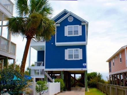 Blue Lagoon B - Image 1 - Surfside Beach - rentals