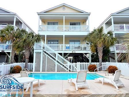 Beach Hutt - Image 1 - Surfside Beach - rentals
