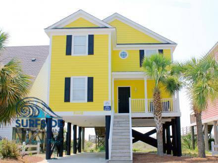 Sunny Delight - Image 1 - Surfside Beach - rentals