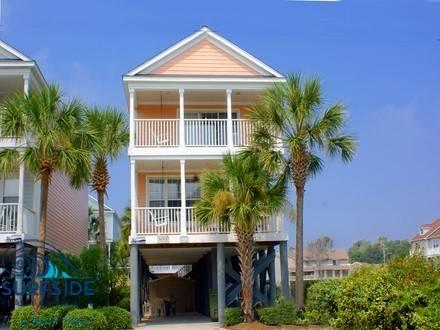 Portobello I Unit 310 - Image 1 - Surfside Beach - rentals
