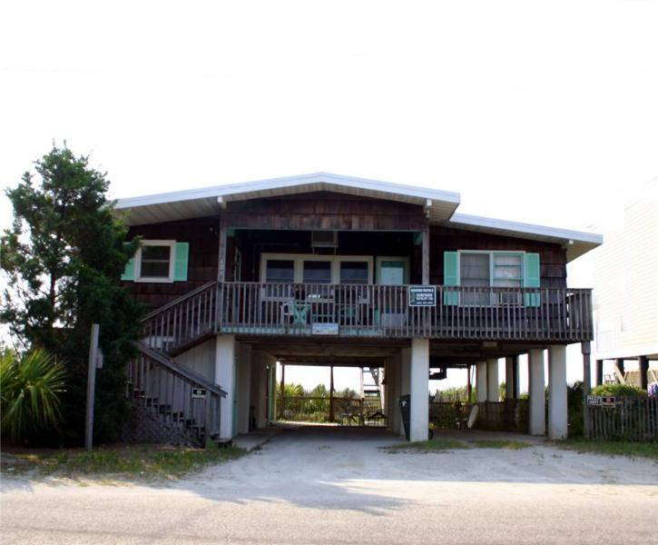 Hall Cottage - Image 1 - Surfside Beach - rentals
