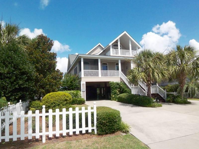 Myers House - Image 1 - Pawleys Island - rentals