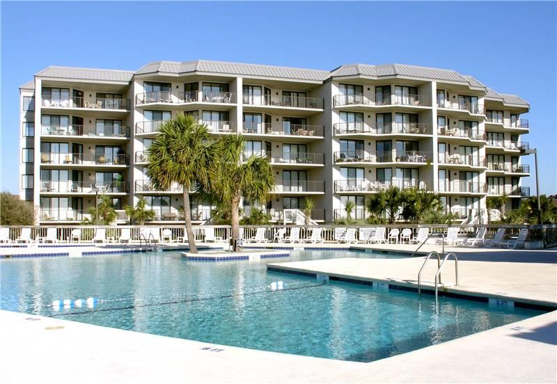 Captains Quarters D15 - Handicap Friendly - Image 1 - Pawleys Island - rentals