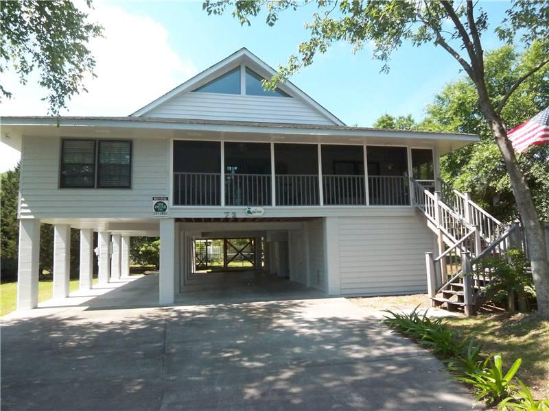 Ugly Betty - Pet Friendly - Image 1 - Pawleys Island - rentals