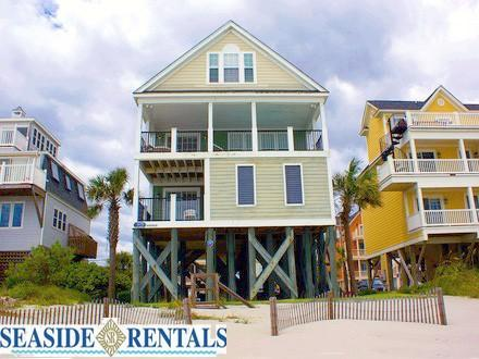 Stress Relief - Image 1 - Garden City Beach - rentals