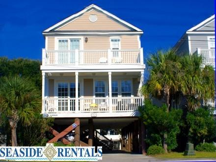 Beach Music - Image 1 - Surfside Beach - rentals