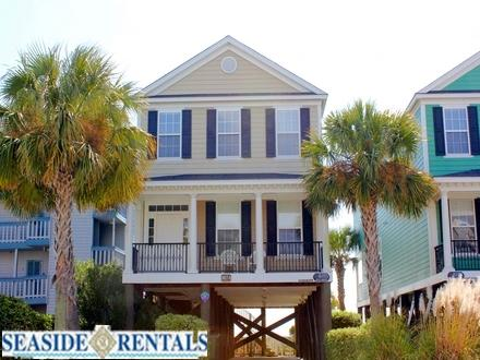 Nirvana - Image 1 - Surfside Beach - rentals