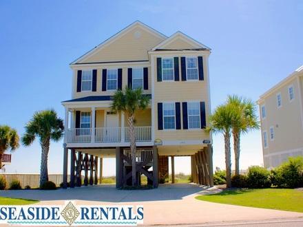 Four Seasons - Image 1 - Garden City Beach - rentals