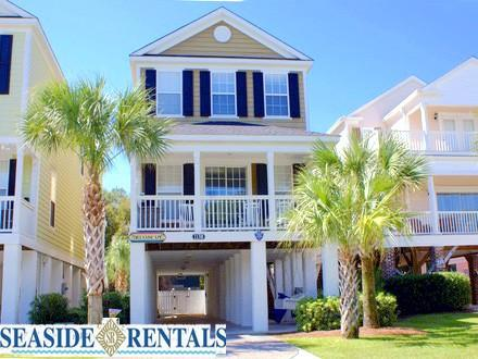 Dreamscape - Image 1 - Surfside Beach - rentals