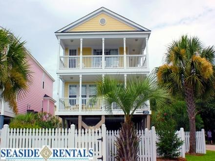 Bella Vista 29 - Image 1 - Surfside Beach - rentals